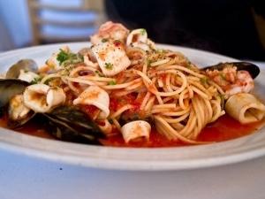 Ristorante Pizzeria Lepontina Spaghetti alla tarantina